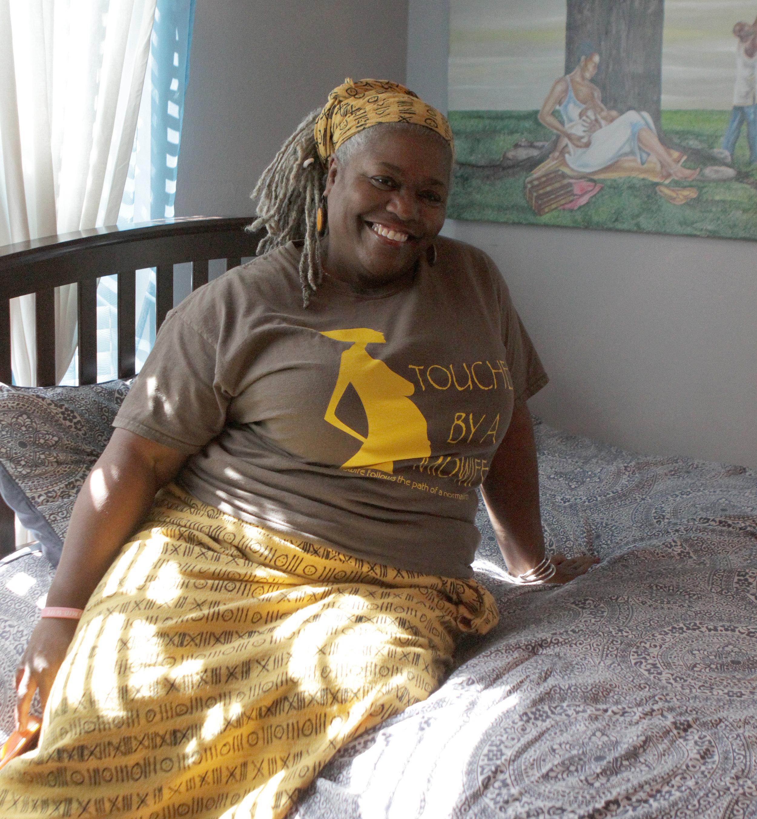 Your neighborhood midwife, Afua Hassan | Scalawag